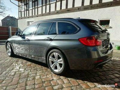 używany BMW 320 d Touring xDrive Sport