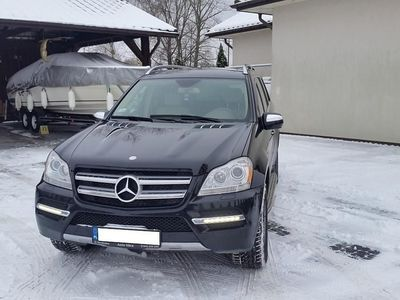 używany Mercedes 350 Klasa GL X164Bluetec