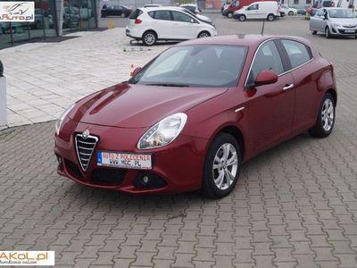 używany Alfa Romeo Giulietta 1.9dm3 140KM 2013r. 149 900km 2,0 JTDM, Śliczna, Nie bita z Oryginalnym Km, Model2013, Navi