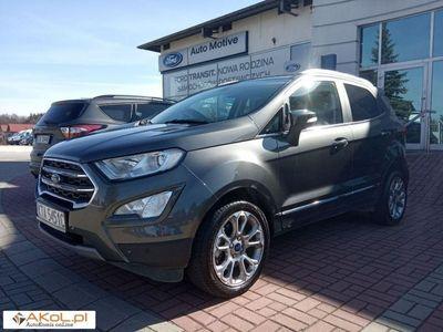 używany Ford Ecosport 1dm 125KM 2018r. 16 811km