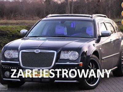 używany Chrysler 300C zarejestrowany,kima,parktronic,navi,skóra,AUTOMAT, Opole