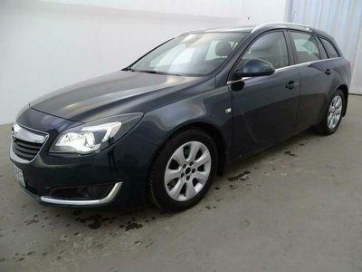używany Opel Insignia 2dm 170KM 2015r. 103 759km