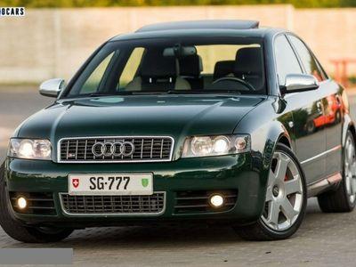 używany Audi S4 4.2dm 344KM 2004r. 260 000km