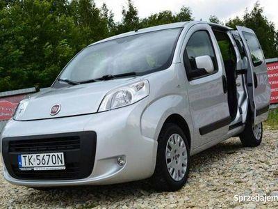 używany Fiat Qubo 1.3 MultiJet 80KM 1 wł, salon PL, FV 23%