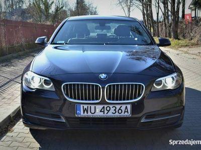 używany BMW 520 F10 2.0 184KM
