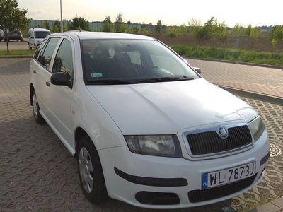 używany Skoda Fabia 2007 1.4 diesel ekonomiczna