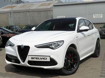 używany Alfa Romeo Stelvio Veloce 2.0 280 KM 2020 | Biała | Szklany dach | 2020