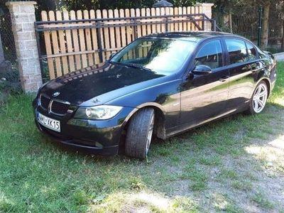 używany BMW 320 2dm 163KM 2006r. 199 000km