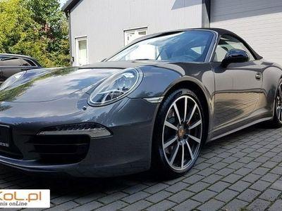 używany Porsche 911 3.8dm 400KM 2013r. 28 000km