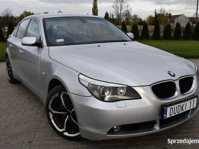 używany BMW 520 2.2dm 170KM 2004r. 283 000km