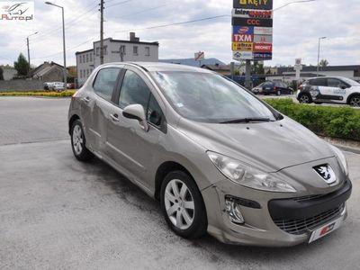 gebraucht Peugeot 308 1.6dm 90KM 2010r. 173 649km