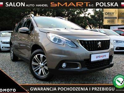 używany Peugeot 2008 1.2dm 110KM 2016r. 51 658km