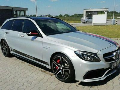 używany Mercedes C63 AMG AMG 4dm 510KM 2017r. 52 909km
