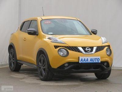 używany Nissan Juke  Salon Polska, 1. Właściciel, Serwis ASO, VAT 23%, Skóra,