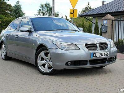 używany BMW 525 Benzyna Climatr. 2xPDC Gwarancja E60 (2003-2010)