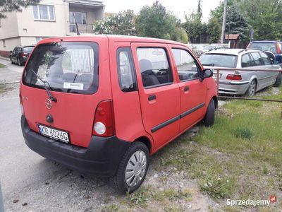 używany Opel Agila 1,0