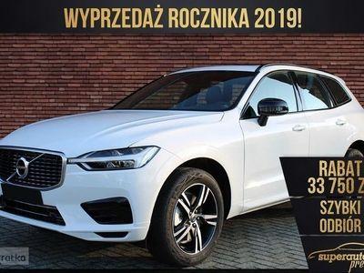 używany Volvo XC60 I R-Design 2.0 T4 (190KM) | R-DESIGN + Park Assist + Winter + Czujnik, Chorzów