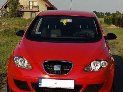 używany Seat Altea pierwsza rejestracja 2007 r. ABS,ESP klimatronik