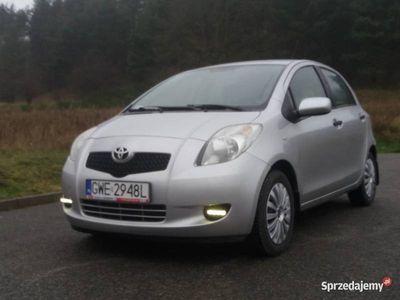 używany Toyota Yaris 2007 1,0 Benzyna 5 drzwi klima 79900km