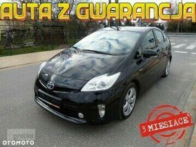 używany Toyota Prius 1.8dm 136KM 2012r. 155 000km