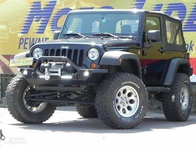 used Jeep Wrangler III [JK] 3.6 V6, Manual, Nietuzinkowy Egzemplarz
