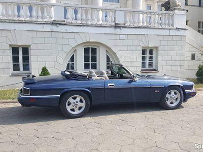 używany Jaguar XJS Cabrio 1995 odrestaurowany dla siebie
