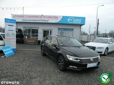 używany VW Passat 1.8dm3 180KM 2015r. 96 000km Salon Polska F-vat gwa 1 rok Navi