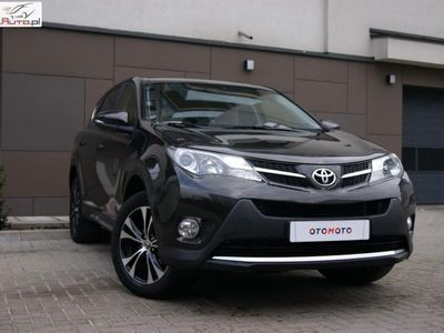 gebraucht Toyota RAV4 2dm3 126KM 2015r. 148 000km 2.0 D4D 126KM Navi, 4x4, Skóra, Kamera LED, FULL, Bezwypadek!!!