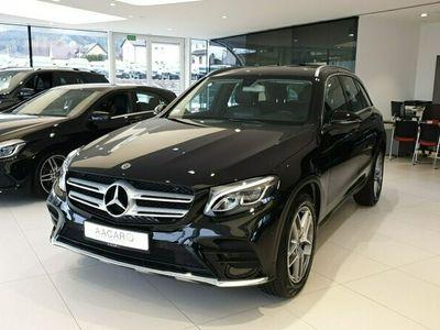 używany Mercedes GLC220 2.1dm 170KM 2018r. 18 535km
