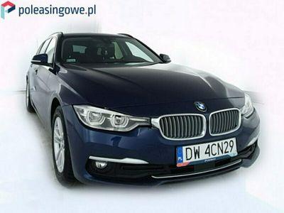 używany BMW 320 2dm 190KM 2018r. 55 290km