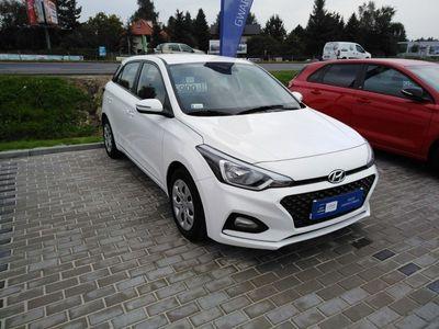 używany Hyundai i20 II rabat: 19% (10 000 zł)