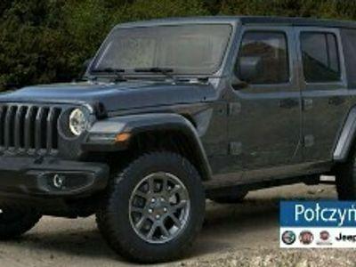 używany Jeep Wrangler 2dm 272KM 2020r. 5km