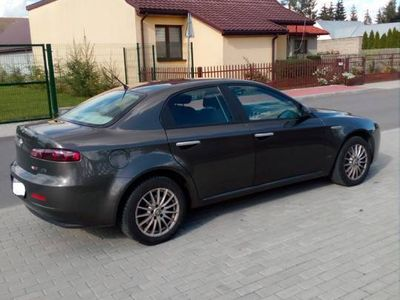 używany Alfa Romeo 159 1.9 JTS 160 KM