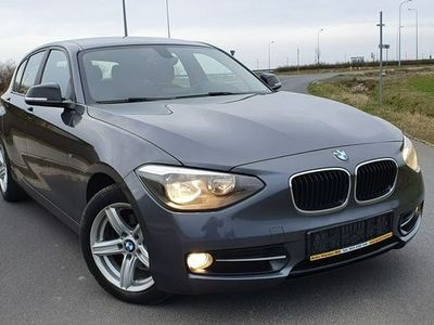 używany BMW 116 F20 Sport Klimatromik Iwł Serwis Gwarancja