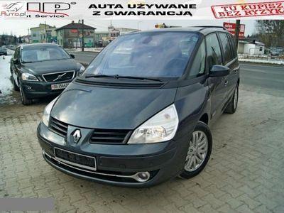 używany Renault Espace 2dm 150KM 2007r. 280 000km