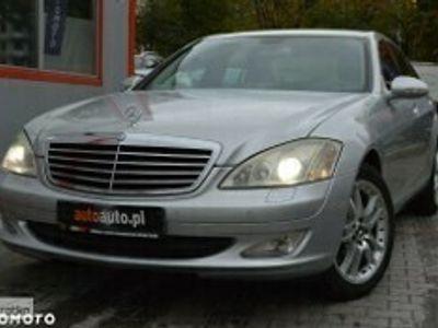 używany Mercedes S320 CDi // Nawigacja // Skóra // Domykanie // BI Ksenon // Pilne