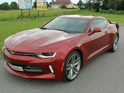 używany Chevrolet Camaro rs fifty 3.6 v6 340 km stan idealny zamiana mod 2018 V (2009-)