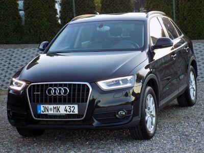 używany Audi Q3 2dm 170KM 2013r. 99 680km