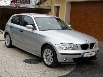 używany BMW 116 1.6dm3 115KM 2004r. 208 000km Serwisowana - Perfekcyjny Stan - 115KM - Auto z GWARANCJĄ