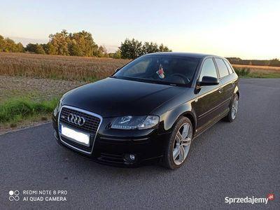używany Audi A3 8P S-LINE QUATTRO 2,0 TDI 140KM