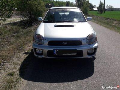 używany Subaru Impreza Wrx