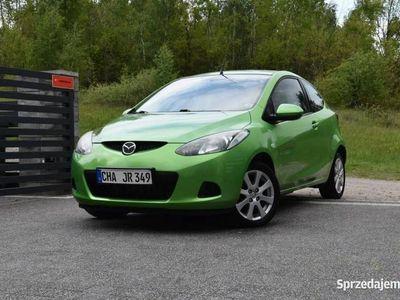 używany Mazda 2 1.3 Benzyna*Bardzo Bogate Wyposażenie*Gwarancja 12 msc*Kredyt/Leasingi II (2007-2014)