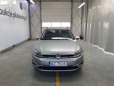 used VW Golf VII Golf 1.4dm3 125KM 2017r. 12 449km1.4 TSI BMT Comfortline