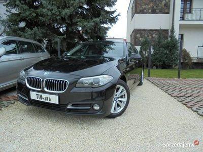 używany BMW 530 3dm 258KM 2015r. 87 000km