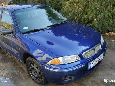 używany Rover 200 benzyna/gaz klimatyzacja