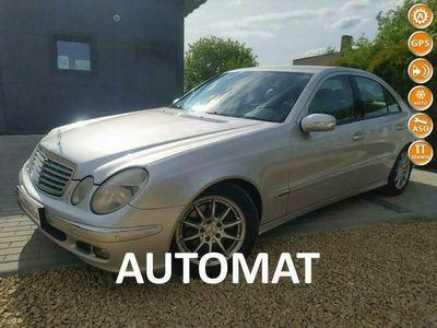 używany Mercedes E320 3.2dm 204KM 2006r. 350 000km