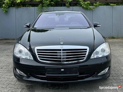 używany Mercedes S500 NightVision, Massage, SoftClose, TV