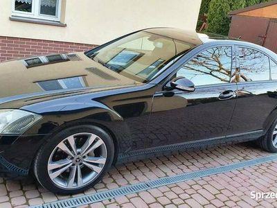 używany Mercedes S350 Klasa S272KM W211 2008 Aut skóra
