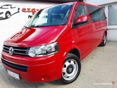 używany VW Caravelle 2dm 180KM 2010r. 246 000km