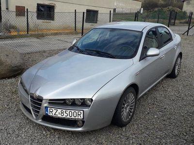 używany Alfa Romeo 159 1.9 Climatronic 2 x komplet opon